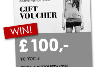 ASOS GIFT VOUCHER ( CLOSED)