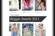 POLYVORE COMMUNITY'S CHOICE AWARD