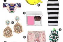 10 ITEMS WISHLIST
