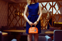 KRISTINA BAZAN FOR THE LOUIS VUITTON ALMA