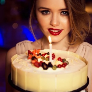 KRISTINA BAZAN FOR CHOPARD + I AM OFFICIALLY 20!!