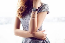 KRISTINA BAZAN FOR CHOPARD