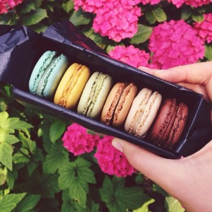 Have you guys missed my macarons posts? Because I have.
