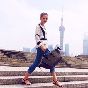 Exploring the Bund in Shanghai #kaytureonthego