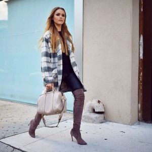 NEW article on www.kayture.com! Short trip in New York, wearing this super cozy @fairlyofficial coat. Don't miss it!