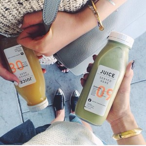 #regram from @chrisellelim! Staying healthy as the day goes. We love our juices