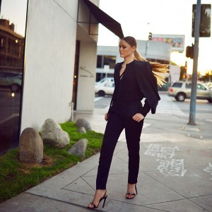 NEW article on www.kayture.com! Keeping it formal with @hugoboss in Los Angeles ✌️#kaytureonthego #hugoboss