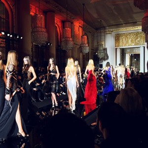 @versace_official Haute Couture. A dream. Can I please wear everything
