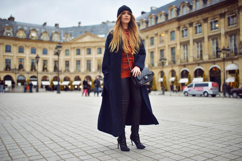 KEEPING IT WARM IN PARIS