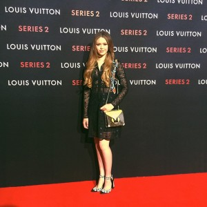 Just arrived at the @louisvuitton SERIES 2 event in Beijing. #kaytureonthego #LVSeries2