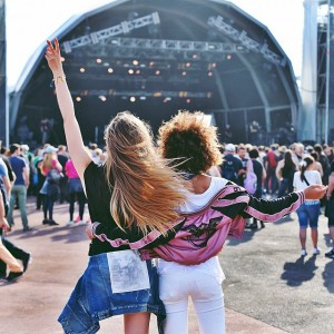 Wild and free. So much fun at the Primavera Sound festival in Barcelona ✌️