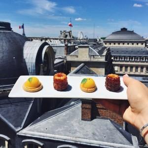 Hello sunny Paris!! ☀️ #kaytureonthego