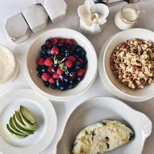 Breakfast favourites