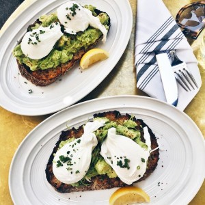Deep talk and avocado galore, my favourite way to start the day