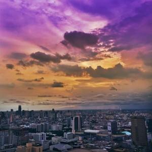 Bangkok views! Hello from Thailand