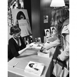 So good meeting all of you today for the signing of #OnTheGoTheBook. It was my last date in Switzerland, felt good to be back and spend this time with everyone!!! #WriteYourOwnStory #KristinaBazanOnTheGo