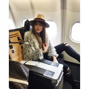 NYC bound ✈️