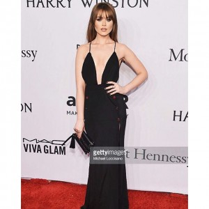 Magical evening supporting a good cause. Thanks to @alexandrebirman and @networkusainc for having me at New York's annual @amfar gala #amfARNewYork