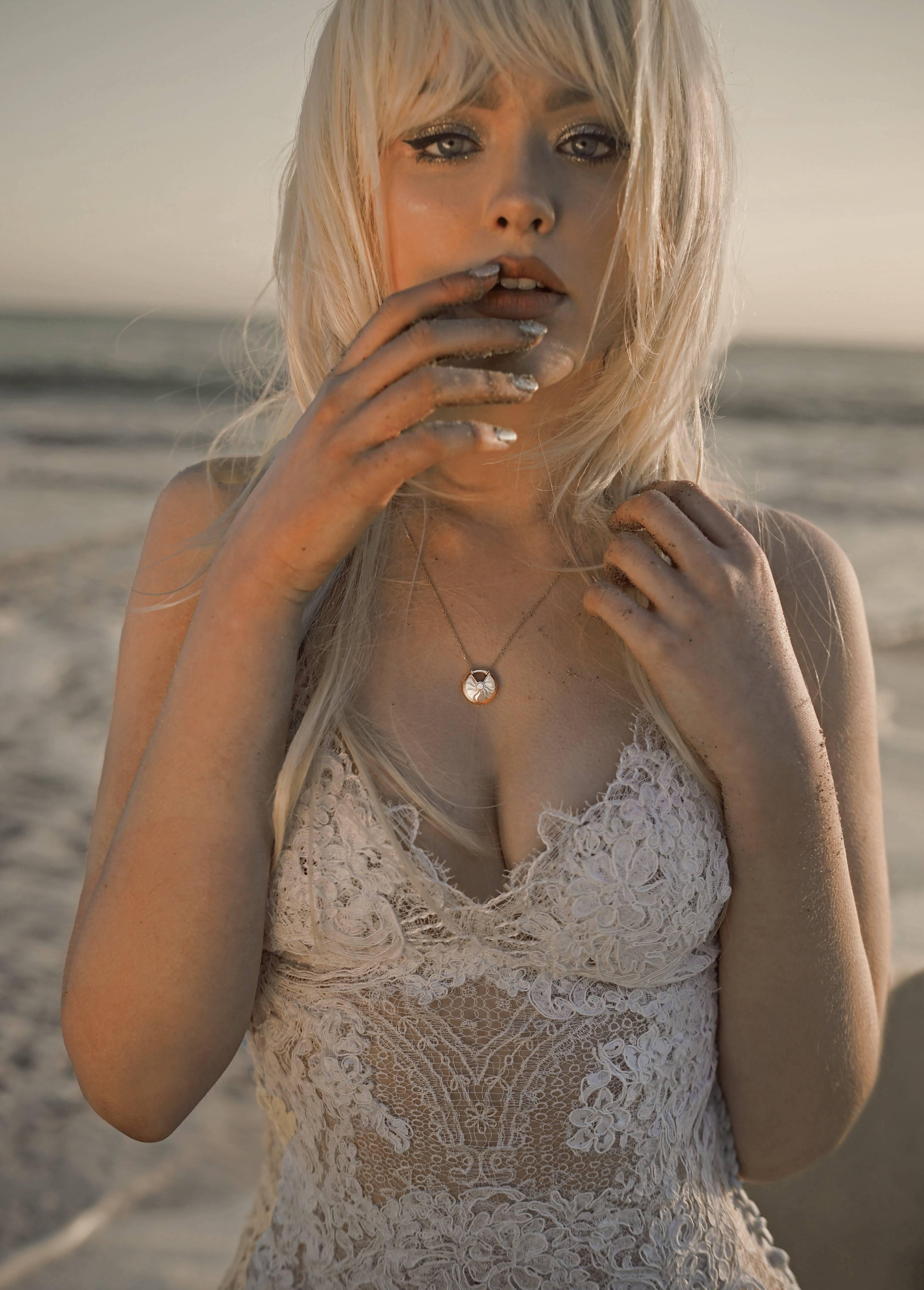 Gitta Blond Nude Photos 88